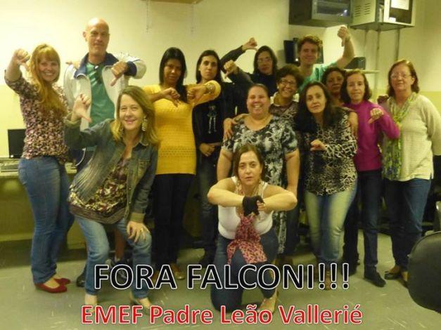 EscolaLeaoValleriéForaFalconi